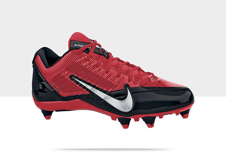 Nike Alpha Pro D Men\u0027s Football Cleat