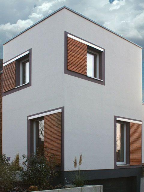 Fassadengestaltung bungalow grau  Die besten 20+ Fassadengestaltung Ideen auf Pinterest ...