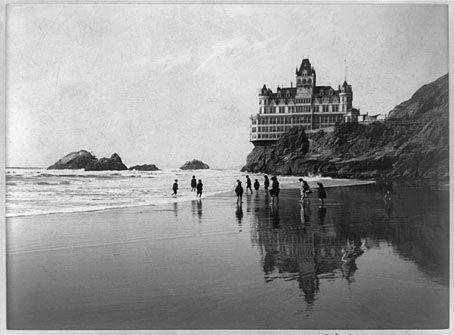 The Cliff House Restaurant, San Francisco