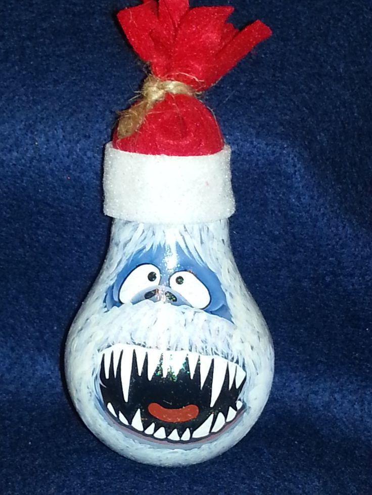 best 25  lightbulb ornaments ideas on pinterest