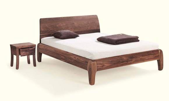 123 beste afbeeldingen over bedden slaapkamer op pinterest amsterdam en lou - Massief houten platform bed ...