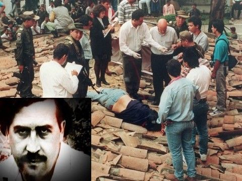 Populaire Pablo escobar death on Pinterest | Death of pablo escobar, Pablo  XG01