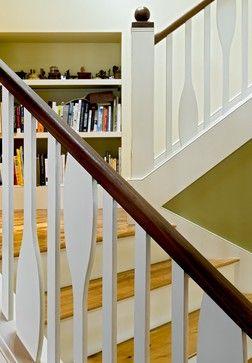 Best Paddle Oar Stair Railing Stairway Design Staircase 400 x 300