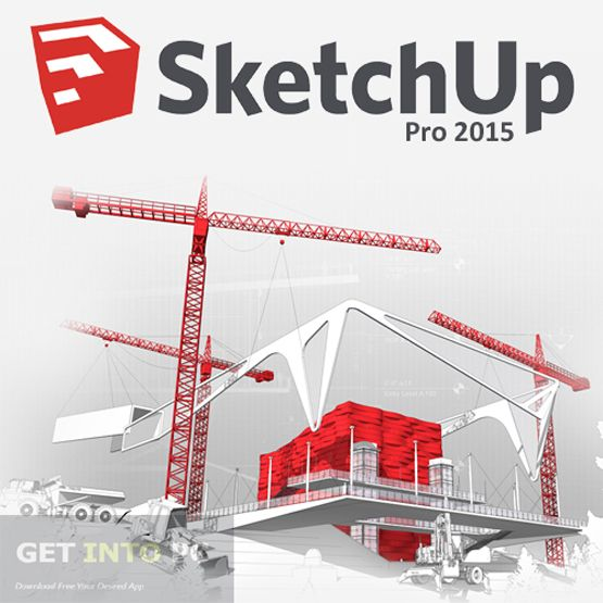 SketchUp Pro 2015 Crack Is A Most Amazing Designing Software With Using Of This Tool You Can Create The Design Any Thing In Three Dimensional
