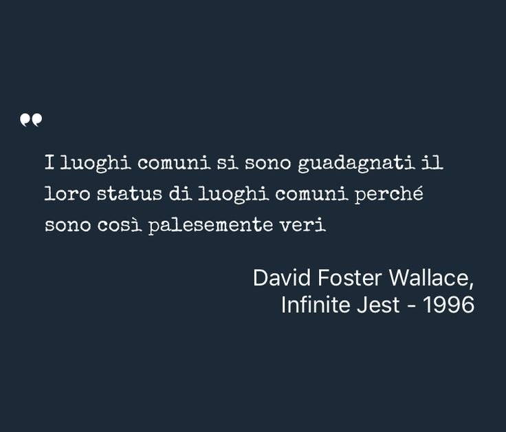 Inspiring Quote by David Foster Wallace from Infinite Jest #Inspiration #Literature #Society - Saved on @quotle