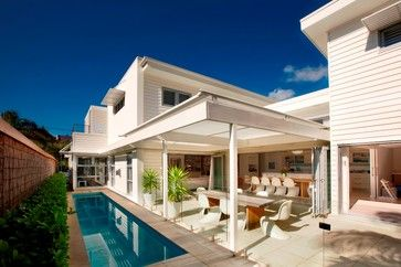 Manly beach house - contemporary - patio - sydney - Sanctum Design