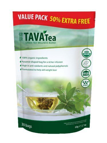 Tava Tea Weight Loss Blend- Organic Weight Loss Tea with 100% Money Back Guarantee by Slimming.com -- To view further, visit now : Weight loss Supplements