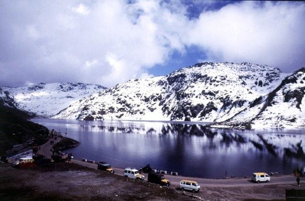 Tsomgo Lake, Sikkim. Explore Eastern India with us! http://www.kennethphotography.com/india
