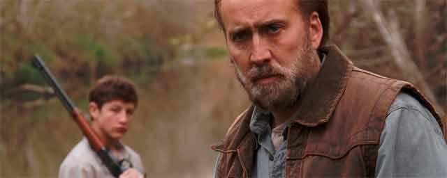 Joe: Nicolas Cage vuelve este viernes a los cines