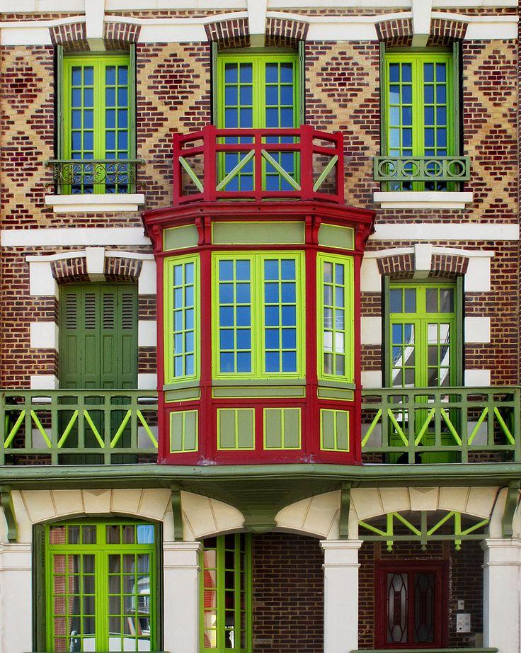 Mers-les-Bains, Picardie
