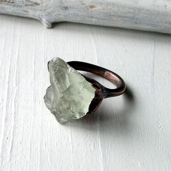 My favorite kind of jewelry is perfectly imperfect