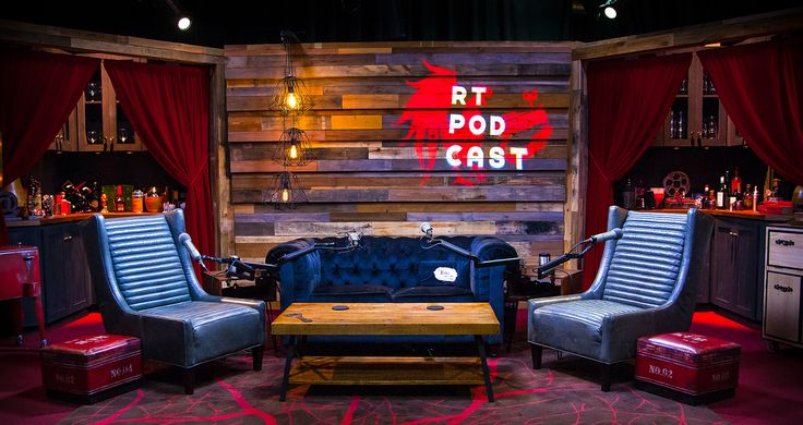 "Current RT Podcast Set - Google Image Search ""RT podcast set"""
