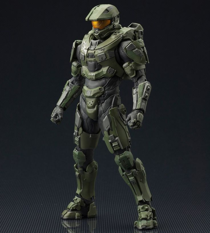Master Chief is the first figure in Kotobukiya's new Halo ArtFX+ line. This 1/10th scale statue features removable armor, magnetic feet and articulation for the arms, chest, and head. Customize this statue further with additional armor sets (sold separately).