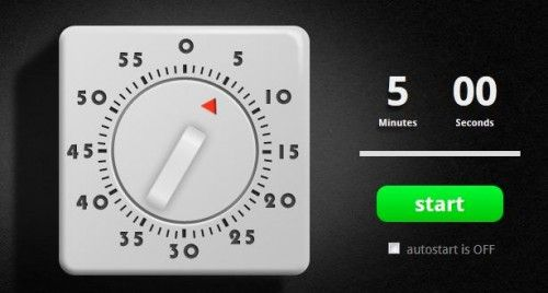 lots of sites for classroom timers