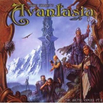 "L'album degli #Avantasia intitolato ""The Metal Opera pt.II""."