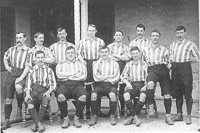 Sheffield United, 1901  #Vintagefootball #vintage #properfootball #football #facup #england #tottenham #sheffield #sheffieldunited #sheffielduni #fattyfoulke #sufc #brammallane #footballleaguevintagefootball,england,footballleague,football,facup,vintage,sufc,tottenham,sheffield,sheffielduni,brammallane,sheffieldunited,properfootball,fattyfoulke https://www.etsy.com/ca/shop/ProperFootball