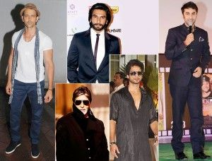 5 Dressing Styles We Want From #Bollywood Actors' #Wardrobes
