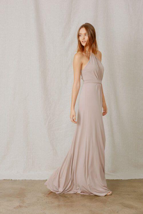 36 best Jersey Bridesmaid Dresses images on Pinterest | Brides ...