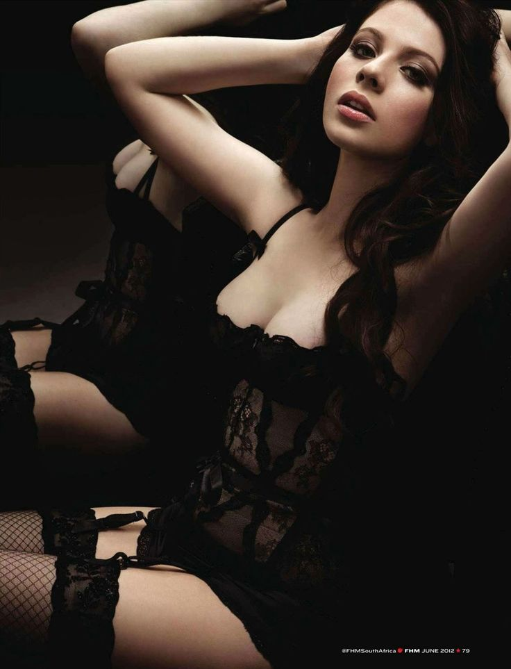 Michelle Trachtenberg - FHM South Africa June 2012