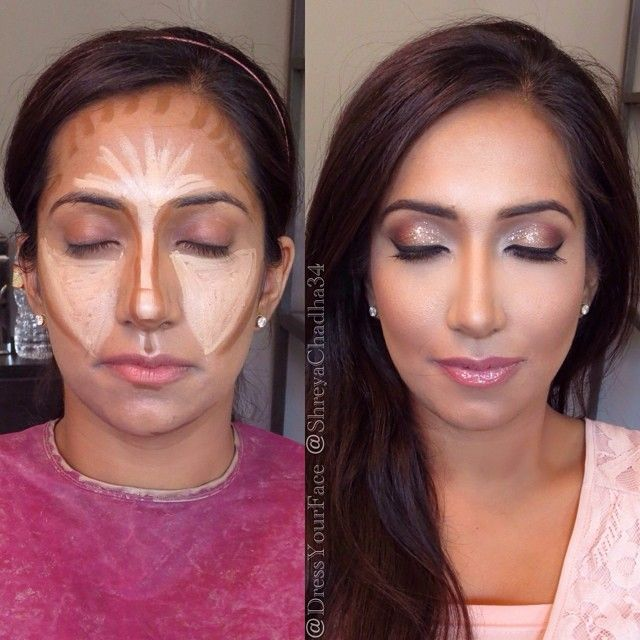 Contour and highlight ❤