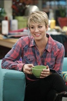 Kaley Cuoco's Hair HowTo</tr> 				<tr> 					<td class=author>CarrieThayer - Copyright - All Right  					Reserved KaleyShortHair2014-2