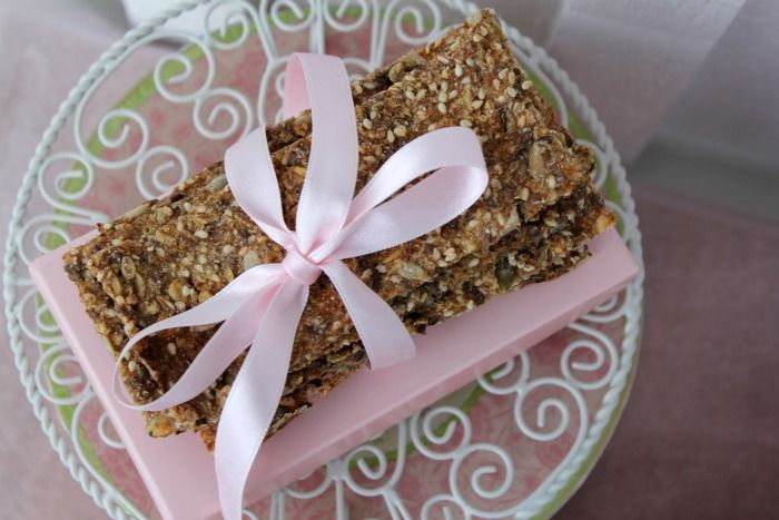 Passion 4 baking » Sunt knekkebrød