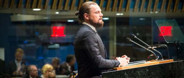 Trailer for Leonardo Dicaprio's Latest movie released
