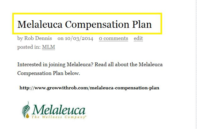 1000+ images about MLM on Pinterest | Melaleuca, Isagenix ...