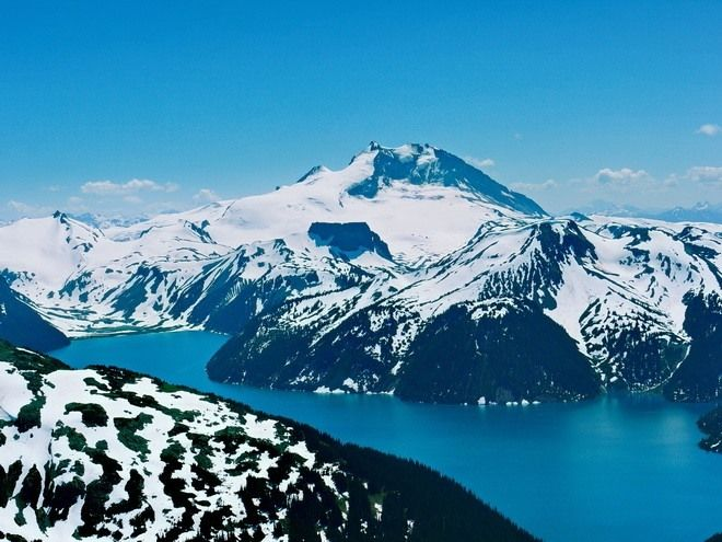 Best British Columbia Canada Images On Pinterest - The 10 best day hikes in canada