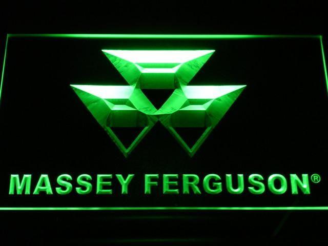 Massey Ferguson LED Neon Sign