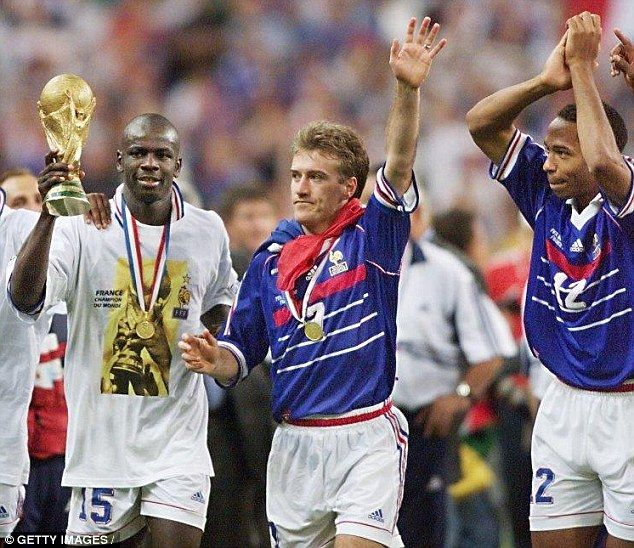 Articles De Bulge Football Taggés Thierry Henry: Thierry Henry: France Legend But Enemy To His Nation In St