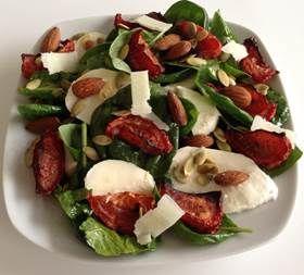 Ispanak Salatası