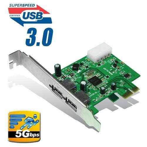 Dark U3P Çift USB 3.0 Portlu PCI Express x1 Kart :: DEVesnaf