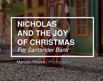 Nicholas and the Christmas (Santander Bank)