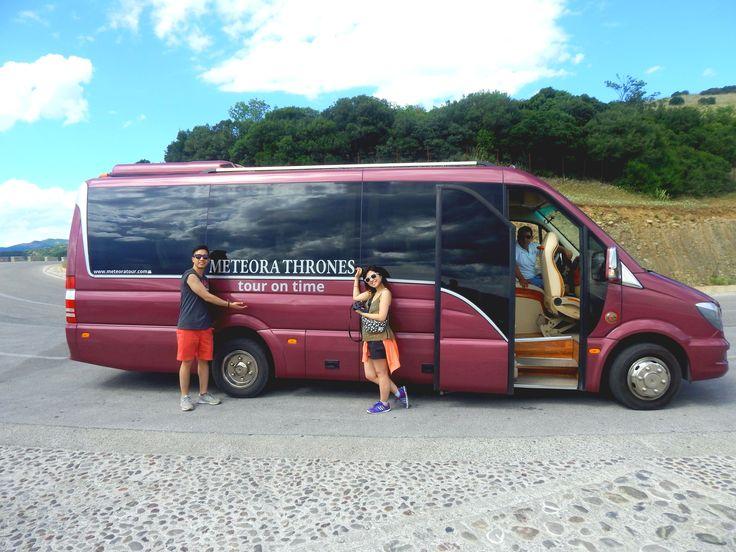 Discover Meteora with Meteora Thrones Travel...