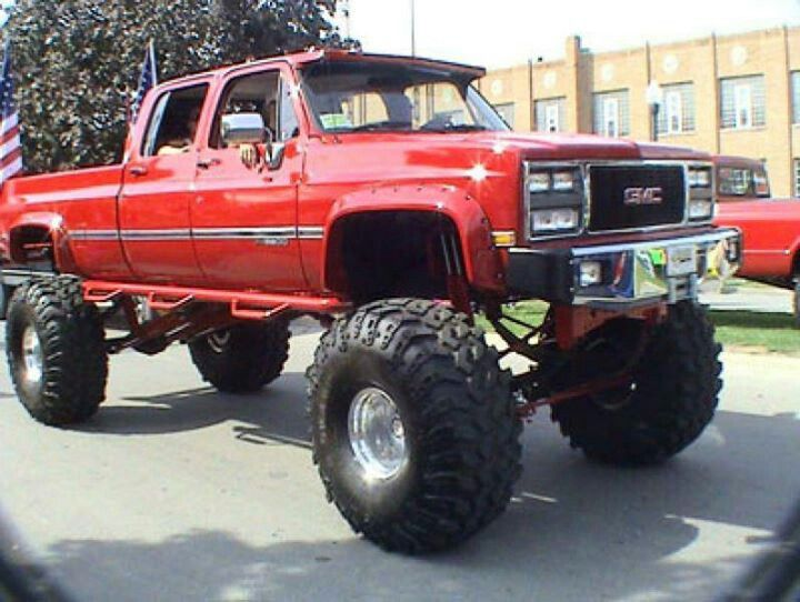 Lifted Square Body Chevy Crew Cab Autos Post