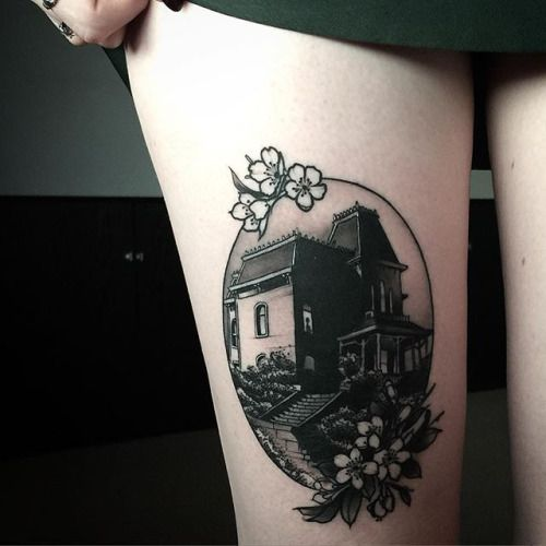 83 Awesome Y G Tattoos Cool Tattoo Designs: 25+ Great Ideas About House Tattoo On Pinterest