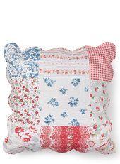 Sophie Printed Cushion bhs   in sale£10
