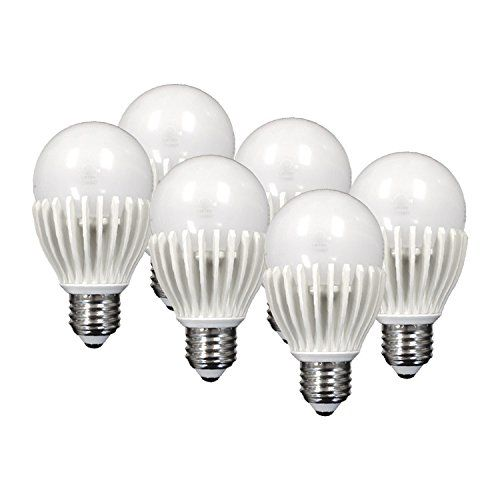 Yigeda Y0a19p7d12027 Led A19 Light Bulbs 60 Watt Equivalent Warm Color 2700k 7 Watt Dimmable 500 Lumens 6 Pack Warm Colors Bulb Light Bulbs