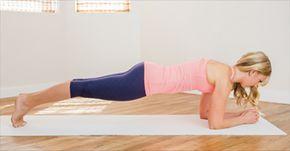 Vyskúšajte 28 dennú plankovaciu výzvu, ktorá dokonalo formuje telo. Výsledky sú až neuveriteľné