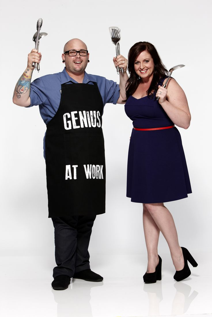 Dan and Steph are up tonight on My Kitchen Rules! Tune in to Gusto at 9pm ET to see how they do.