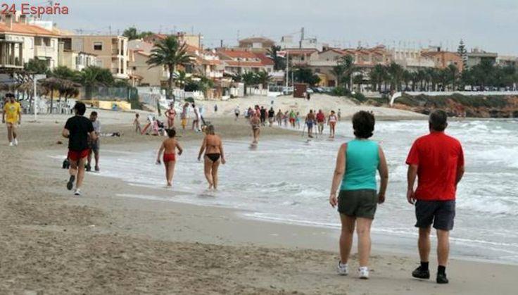 Un anciano muere ahogado en una playa de Pilar de la Horadada y otro en una cala de Torrevieja