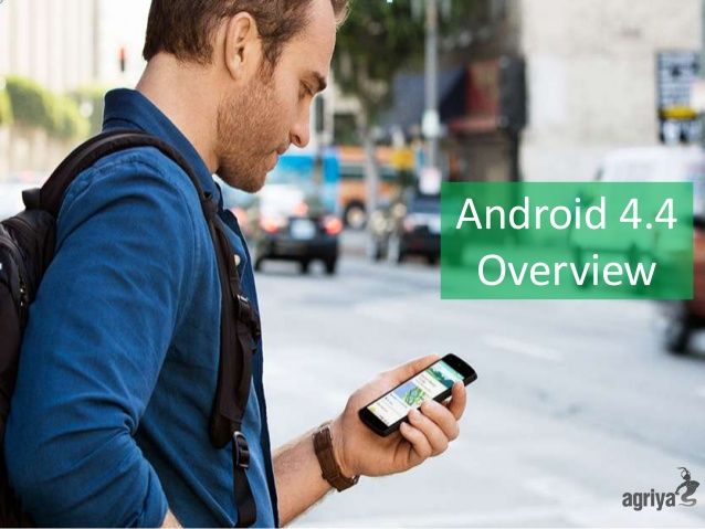 Android Kit Kat version is live in the global market. How is it different from other versions of Android?  Check this link to explore more about new age Android OS:  http://www.slideshare.net/agriya-ahsan/android-44-overview