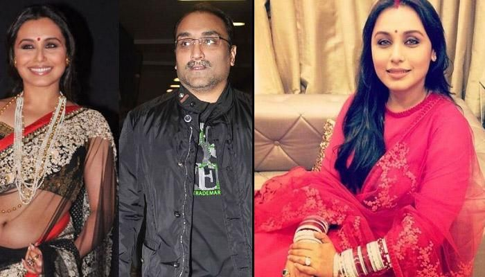 When They First Met, She Didn't Even Come Up To Him: Love Story Of Rani Mukerji And Aditya Chopra