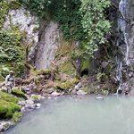 Waterfall of Klapados