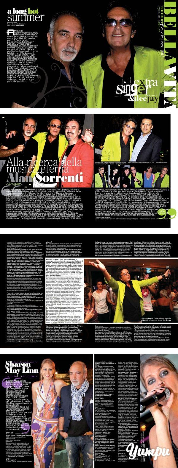 http://www.donnaimpresa.com bella vita 1.cdr - Donna Impresa Magazine - Magazine with 11 pages: bella vita 1.cdr - Donna Impresa Magazine