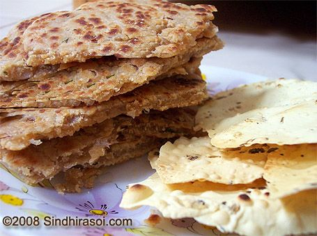 Koki is a typical Sindhi roti spiced up with onions, cumin seeds, annardana and ghee . Learn how to make authentic Sindhi Koki by following this recipe