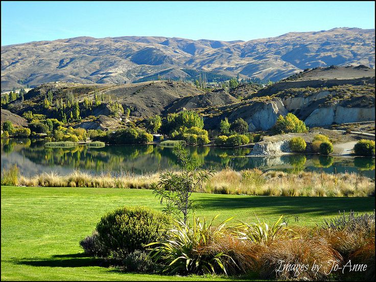 Bannockburn, South Island, New Zealand | Flickr - Photo Sharing!