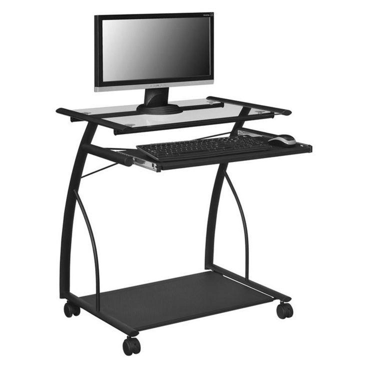 Altra Furniture Sheldon Mobile Computer Desk - 9378196