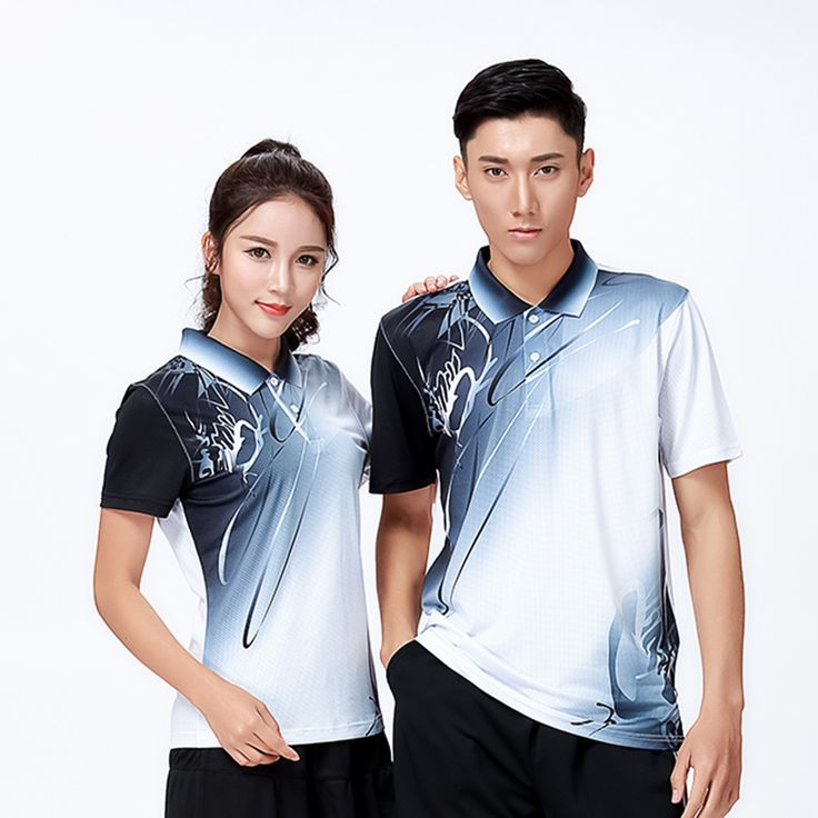 New Sports clothes Badminton wear shirts Women/Men's ,sports Tennis shirt , Table Tennis shirt , Quick dry sportswear shirt 8810. Yesterday's price: US $16.00 (13.06 EUR). Today's price: US $13.12 (10.75 EUR). Discount: 18%.